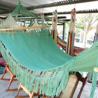 Green Hammock Hammocks For Sale | masayamarket - Furniture on ArtFire