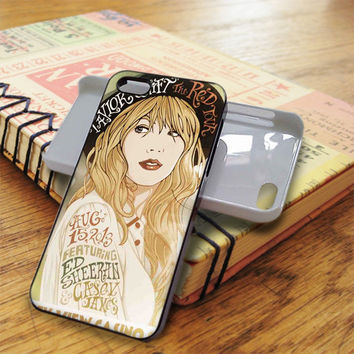 Taylor Swift Tatto Vector iPhone 5C Case