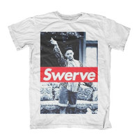 Fresh Prince SWERVE T Shirt S M L XL Prince Of Bel Air Tee Funny Red Box Cool Vintage Retro Dope Will Smith Hype Swag Swagger One Influence