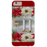 Christmas Barely There iPhone 6 Plus Case
