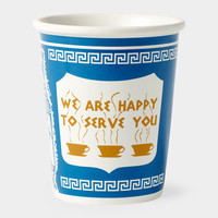 New York Coffee Cup