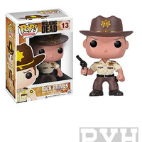 Funko Pop! TV: The Walking Dead - Rick Grimes - Vinyl Figure