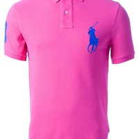 Ralph Lauren Blue classic polo shirt