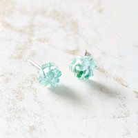 Wildflower Post Earring - Urban Outfitters