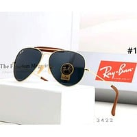 RayBan Tide brand men and women driving polarized color film sunglasses #1
