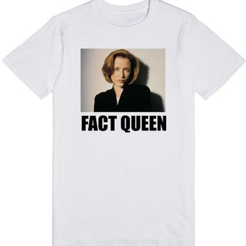 Fact Queen X Files Sculley