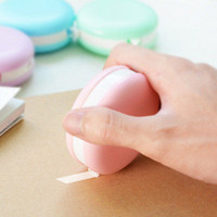 Macaroon Roller White Out School Study Stationery Correction Tape Tool 8M HU