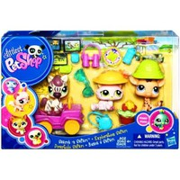Littlest Pet Shop Safari Playpack - Walmart.com