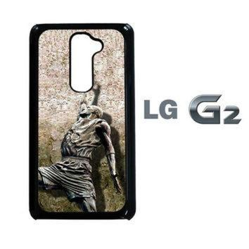 CREYUG7 Michael jordan slam dunk carbonite V0979 LG G2 Case