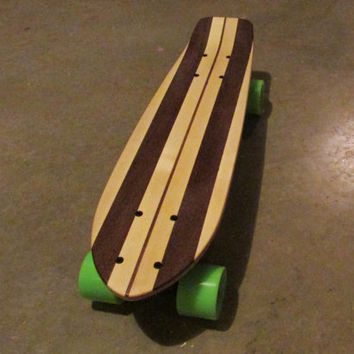 "22 inch  Mini Penny kicktail Skateboard ""Rincon"", complete"
