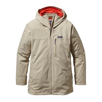 Patagonia Men's Fogoule Jacket | Black