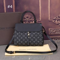 LV Louis Vuitton 2018 new style fashion single shoulder diagonal mobile handbag #4