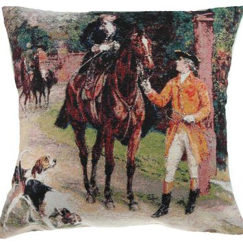Lady of Equestria Decorative Pillow Cushion Cover
