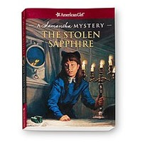 American Girl® Bookstore: The Stolen Sapphire: A Samantha Mystery - Paperback