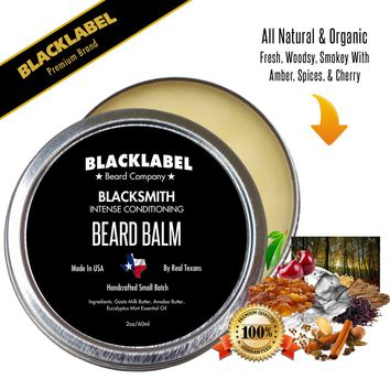 Blacksmith Styling Beard Balm | Premium All Natural Beard Balm