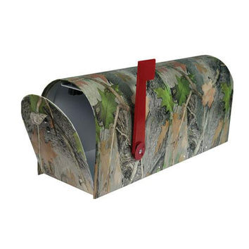 Mailbox Camouflage Heavy Metal