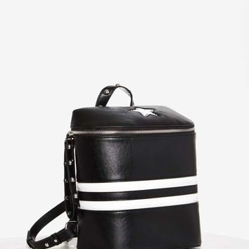 This Means Star Striped Backpack