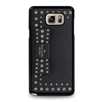 KATE SPADE DIAMOND WALLET Samsung Galaxy Note 5 Case Cover