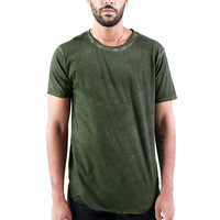 Threadworkshop - Raw Tail Tee - Antique Army