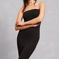 Strapless Bodycon Dress