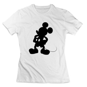 mickey mouse classic Clothing T shirt Women