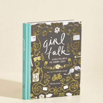 Girl Talk | Mod Retro Vintage Books | ModCloth.com