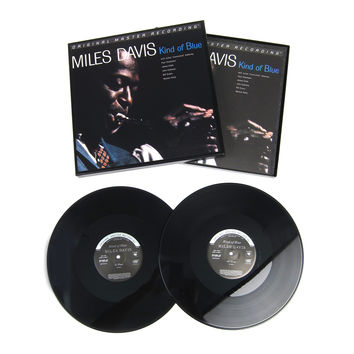 Miles Davis: Kind Of Blue (180g 45rpm) Vinyl 2LP Boxset