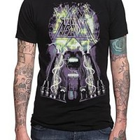 Asking Alexandria Voltage Slim-Fit T-Shirt 3XL - 10002921