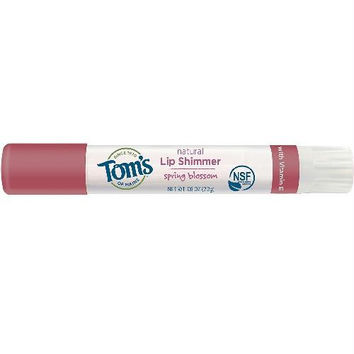 Tom's Of Maine Lip Shimmer Spring Blossom (12x0.08 Oz)