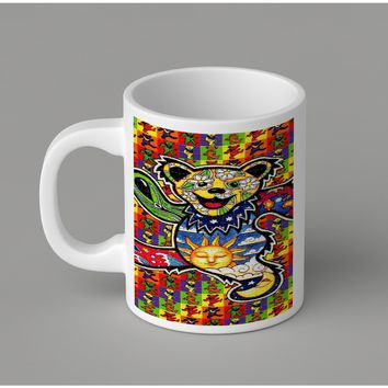 Gift Mugs | The Grateful Dead Ceramic Coffee Mugs