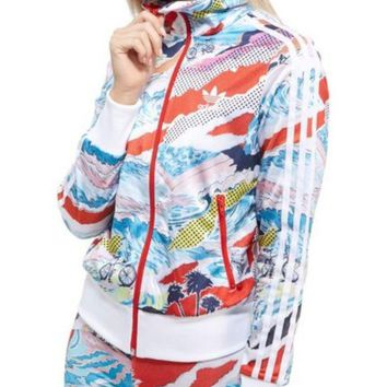 DCCKUN2 adidas Originals Firebird Track Top