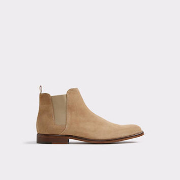 Vianello-R Beige Men's Dress boots | ALDO US