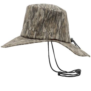af3c2697075 Frogg Toggs Pilot II Boonie Hat Mossy Oak Bottomland