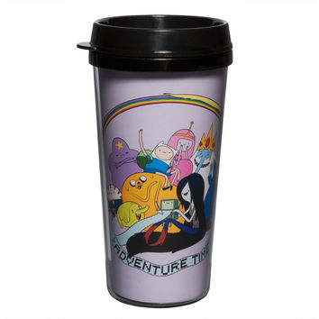 Adventure Time - Group Pose Travel Mug