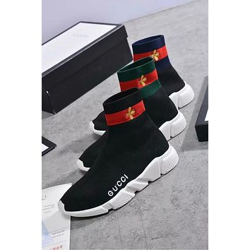 GUCCI Sock boots