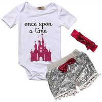 Once Upon A Time 3-Piece Set