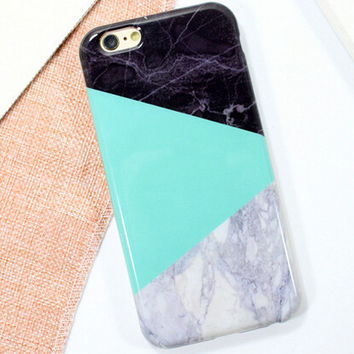 New Marble iPhone 7 se 5s 6 6s Plus Case Cover + Gift Box
