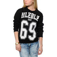 Hellz Bellz Team 69 Crew Neck Sweatshirt