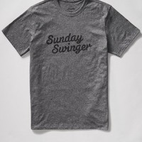 Bonobos Men's Clothing | Sunday Swinger Tee - Heather Grey
