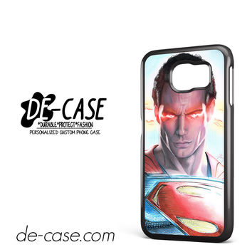 Man Of Steel DEAL-6820 Samsung Phonecase Cover For Samsung Galaxy S6 / S6 Edge / S6 Edge Plus