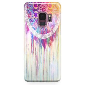 Bmth Sempiternal In Rainbow Watercolor Drop Samsung Galaxy S9 Case | Casefantasy