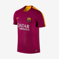 FC Barcelona Prematch Flash Training Top
