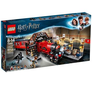 Lego Harry Potter Hogwarts Express 75955 5 Minifigures Pieces 801 New