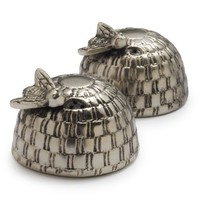 Bee Hive Salt and Pepper Shaker Set