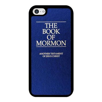 The Book Of Mormon Cover Book iPhone 5C Case
