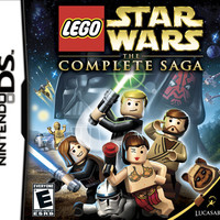 LEGO Star Wars Complete Saga - Nintendo DS (Game Only)