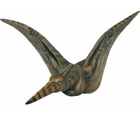 Pterodactyl Bird Attack Plaque - 3D Wall Trophy