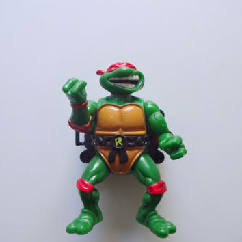 Vintage Teenage Mutant Ninja Turtles Action Figure 1991