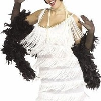 White Flapper Costume