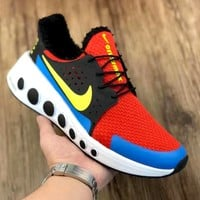 NIKE REACT CRUZR MAX New Trends Men and Women Air Cushion Sneakers